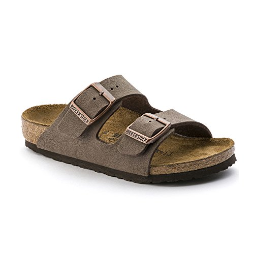 Birkenstock Arizona Birko-flo Mocha Sandals - 30 Eu(12-12.5 M Us Little Kid)