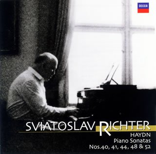 HAYDN: PIANO SONATAS NOS. 44,40, 41, 48 & 52(reissue)