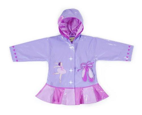 Kidorable Apparel - Kidorable Girls' Little Ballerina Jacket, Pink 2T