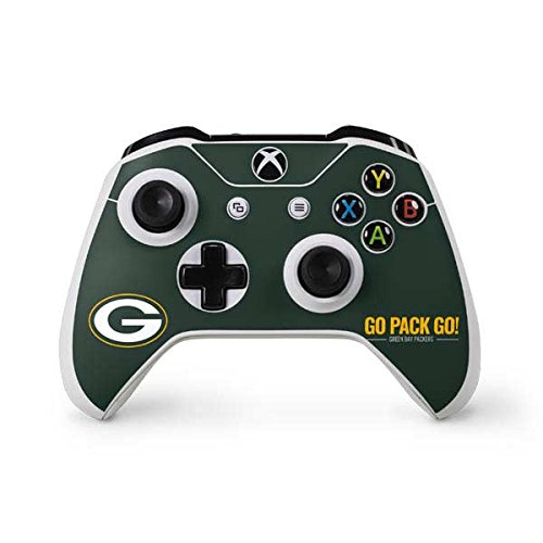 Green Bay Packers Xbox One S Controller Skin - Green Bay Packers Team Motto | NFL X Skinit Skin from Skinit
