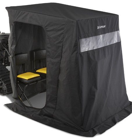 Cycle Country Ice Captain Single Man Ice Shelter 50-0820 by Cycle Country