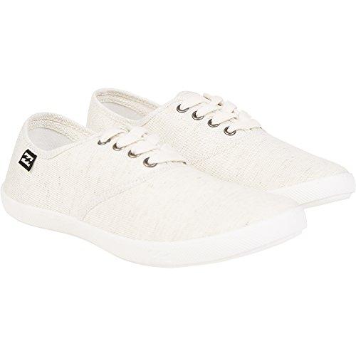 Billabong Women's Addy Fashion Sneaker,Natural,7 M US