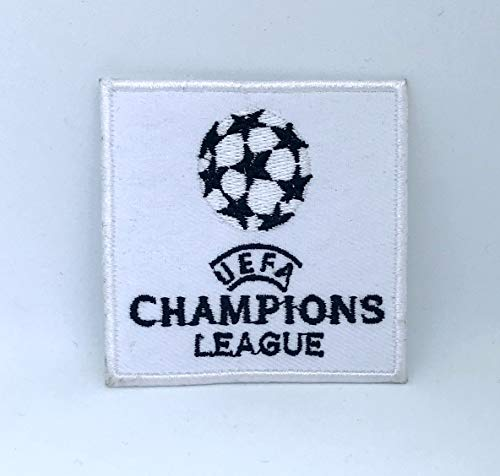 Champions League Football Logo Iron on Sew on Embroidered Patch