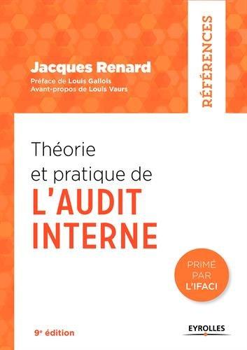 Télécharger Théorie Et Pratique De Laudit Interne Pdf