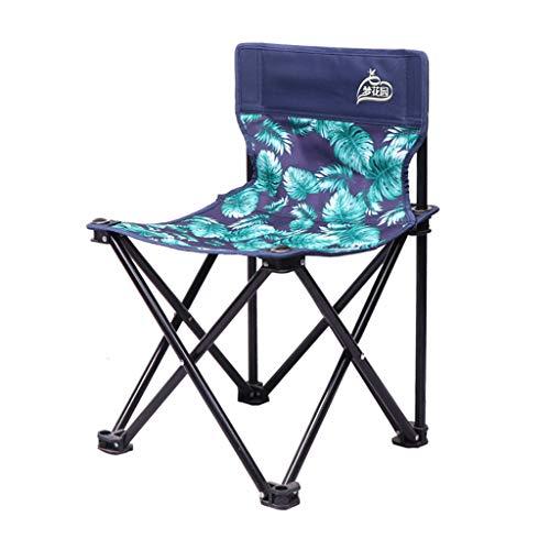 Campingstuhl Outdoor Klappstuhl tragbare klappbare Freizeit Camping Angeln Stuhl Little Horse Hocker