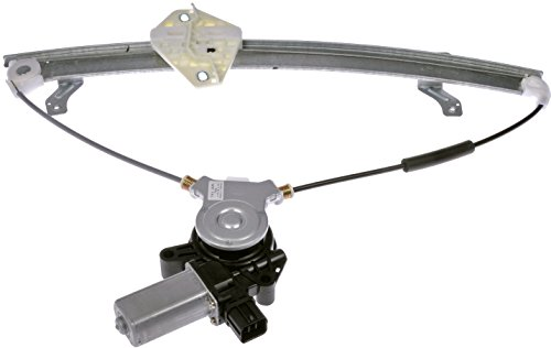 Dorman 741-306 Front Driver Side Power Window Regulator and Motor Assembly for Select Honda - 2003 Motor