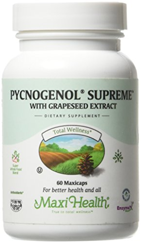 Maxi Health Pycnogenol Supreme Antioxidants product image