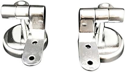 亜鉛合金 交換用 便座ヒンジ トイレ用アクセサリ