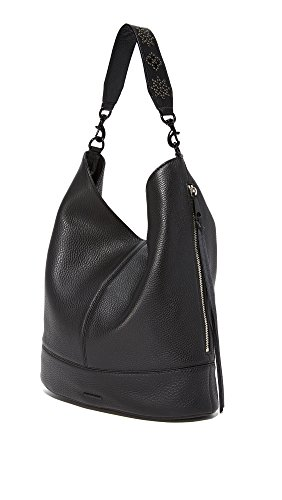 Stargazing Bag Minkoff Large Black Hobo Rebecca Women's XE8x7X