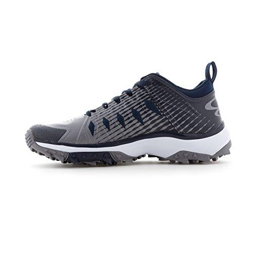 Boombah Womens Squadron Turf Shoes - 14 Kleurenopties - Meerdere Maten Marine / Grijs