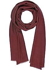 Made In Kashmir (Gift Box) Soft Warm Scarf Merino Wool Silk Blend Stole Cashmere Feel Wrap Womens Mens Pashmina Shawl 20/21