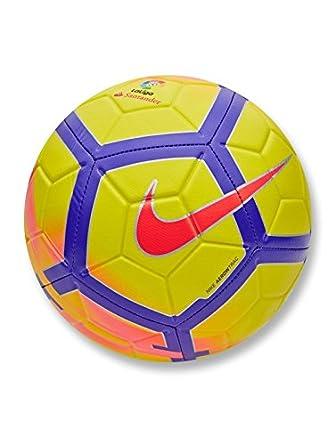 Balón Fútbol Nikes Strike La Liga Amarillo