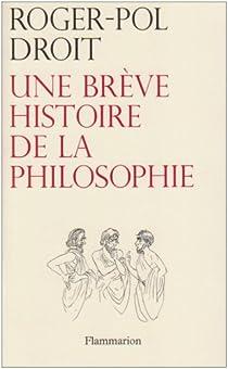 Une brève histoire de la philosophie par Droit