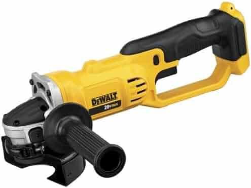 "Dewalt DCG412B 20V MAX* Lithium Ion 4-1/2"" grinder (Tool Only)"