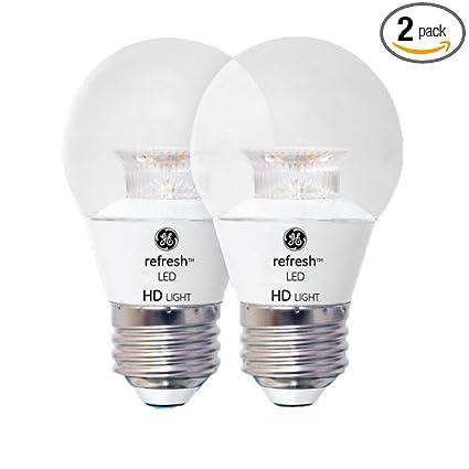Model Of GE Lighting LED Refresh HD 4 watt 40 watt Replacement Unique - ge led light bulbs Photo