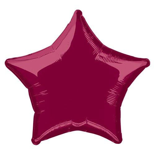 Burgundy Foil (20