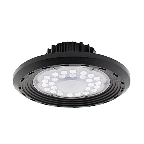 Campana Led industrial UFO 100W SSD, Blanco neutro: Amazon.es: Iluminación
