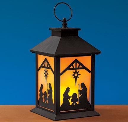 [Harriet Carter Nativity Lantern] (Kyle Rayner Costumes)