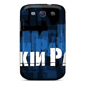 Samsung Galaxy S3 YDg1027xLBm Custom Vivid Linkin Park Skin Shockproof Cell-phone Hard Cover -CristinaKlengenberg
