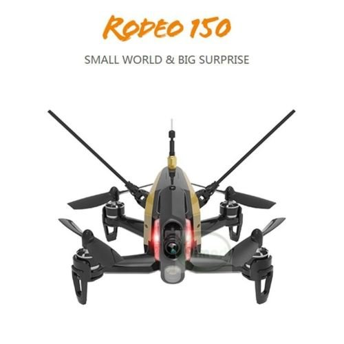 Walkera Rodeo 150 Mini FPV racing drone (BLACK) w/ 5.8G...