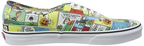Color Vans Authentic Vans Vans Multi Color Authentic Multi H4qtt8
