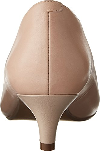 Heavenly Shine Women's Pump Leather Nude Dress CLARKS xq8A1nwCC