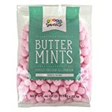 Party Sweets Pink Buttermints, 2.75 Pound, Appx. 350 pieces from Hospitality Mints