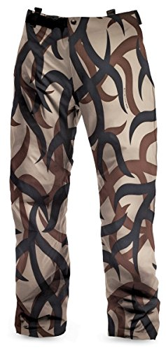 First Lite Boundary Stormtight Pants, Camo, (Hunt Lite Seat)