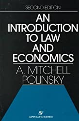 Introduction to Law and Economics by A. Mitchell Polinsky (1989-06-03)