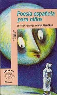 Poesia Espanola Para Ninos (Spanish Edition)