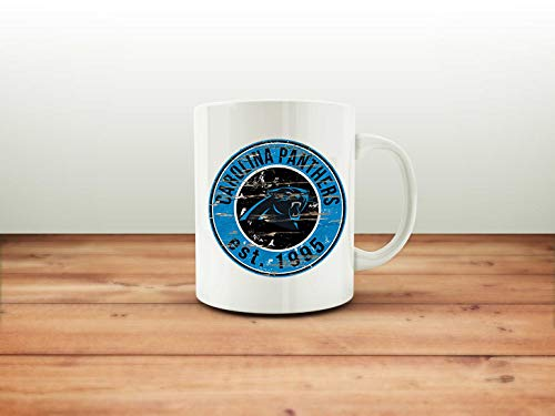 CAROLINA PANTHERS MUG