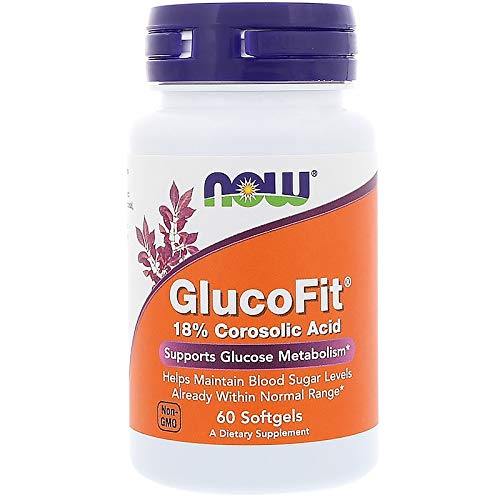 GlucoFit® 60 Softgels (Pack of 2)