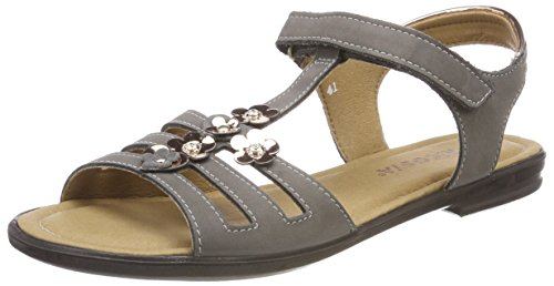 Ricosta Chic, Women's Heels Sandals Grey (Graphit 454)