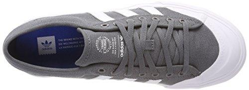 Niños Footwear White Matchcourt Gum Zapatillas Unisex Gimnasia Four adidas 0 Grey Gris de pXxwF