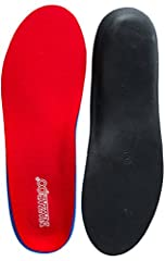 Why Choose Our Orthotics Insoles? NAZAROO insoles are ideal orthotic inserts for preventing and alleviating pain associated with Flat Feet, Plantar Fasciitis, Metatarsal pain, Foot/Knee Pain, Arch/Heel Pain, Arthritis, Supination, Bunions, Mo...