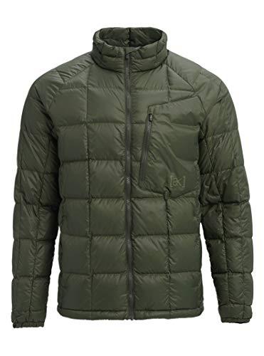 Burton Men's AK BK Down Insulator Jacket, Forest Night, Medium