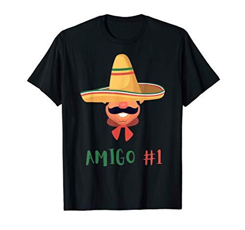 Funny Mexican Amigo #1 Group Matching DIY Halloween Costume