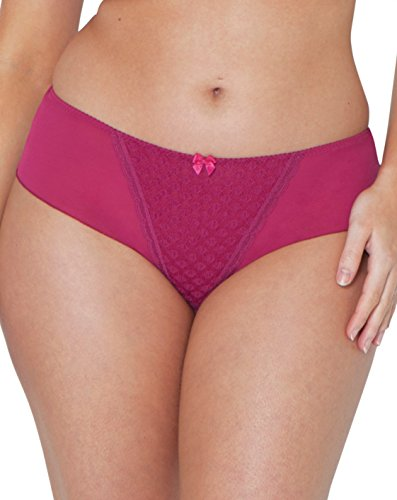 Curvy Kate Junior's Dottie Short, Sangria, 20
