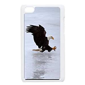 JamesBagg Phone case Eagle pattern art FOR IPod Touch 4th FHYY408836