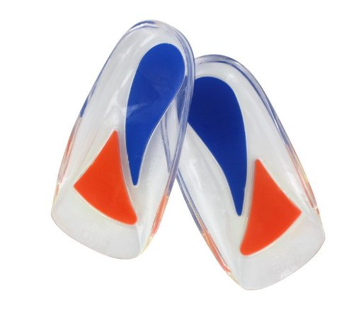 Sof Sole Gel Arch Cushioning Shoe Insoles, Men's Size (Sof Sole Arch Insoles)