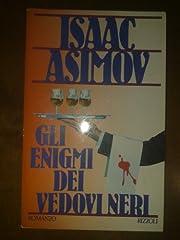 Gli enigmi dei vedovi neri af Isaac Asimov