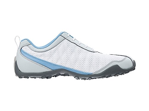 Footjoy Womens Fj Superlites Golf 98811 Grigio
