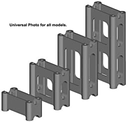 PowerMadd 45537 Pivot Style Riser Block for Polaris - 10\