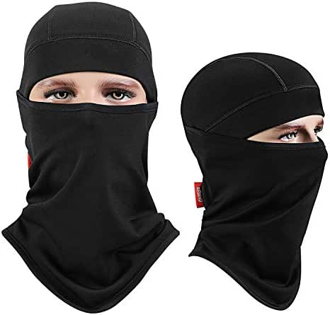aegend Balaclava Windproof Ski Face Mask for Cold Weather, 1 Piece