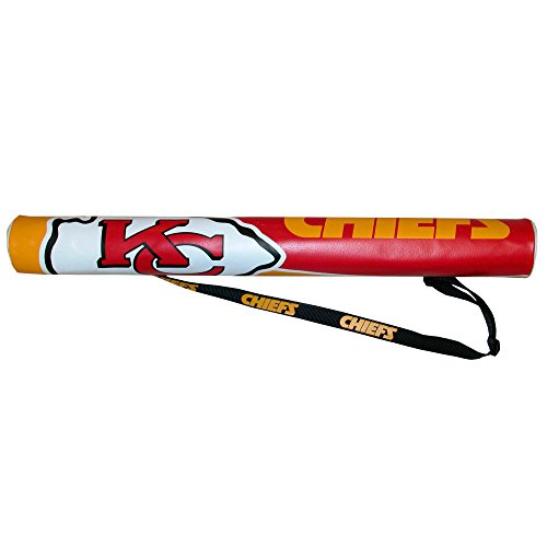 NFL Kansas City Chiefs Can Shaft Cooler, Red, One Size by Siskiyou