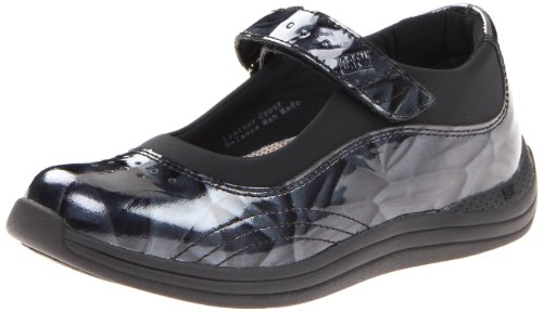 Drew Shoe Women's Rose Mary Jane Blue Marble