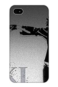 Downturnvver High Quality Shock Absorbing Case For Iphone 4/4s-Anime Air Gear
