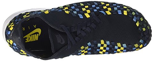 Nike Herren Air Max 95 Ultra Essential Gymnastikschuhe Grün (Dark Obsidian/tour Yellow)