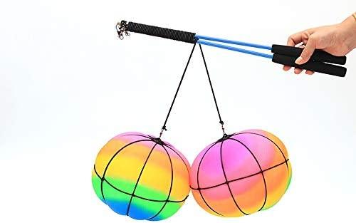 Sunny Lingt Pelota de gimnasia de goma Bola inflable de ...