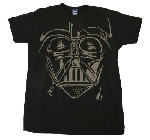 Star Wars Darth Vader Nation Adult Black T-Shirt Tee